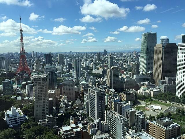 東京オリンピック組織委員会のオフィス料金