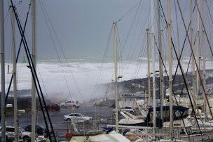 津波の恐怖