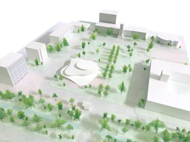 岡山大学とストライプインターナショナル
