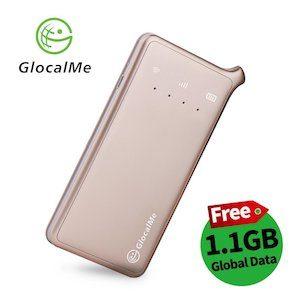 【GlocalMe U2】海外旅行に持っていきたいモバイルWiFiルーターはこれだ!