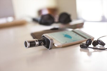 shure mv88 iPhone