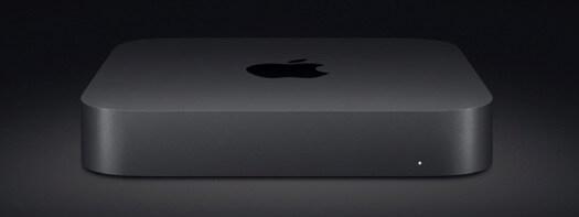 mac mini 2018 レビュー