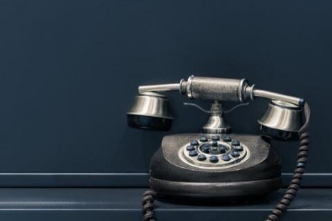 固定電話 SMS