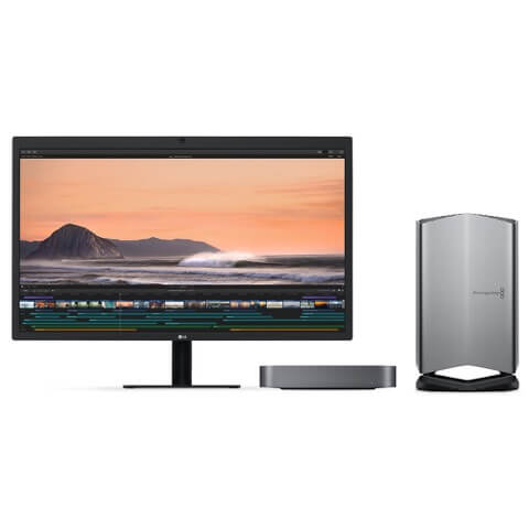 Mac miniとBlackmagic eGPUはiMacよりお得なのか?