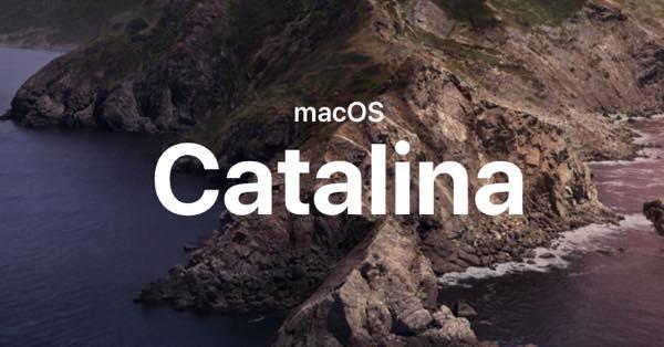 Mac mini 2018をmacOS Catalinaにアップグレード【不具合なし】