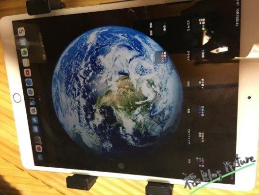iPad タブレットアームスタンド