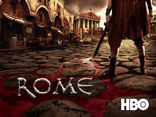 HBO制作のドラマ『ローマ』を観たよー