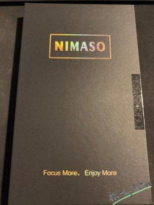 iPhone XR用にNIMASOのガラスフィルムを購入