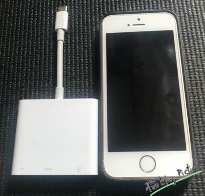 Apple USB-C Digital AV Multiport 購入